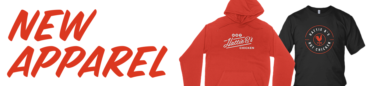 New Apparel Now Available